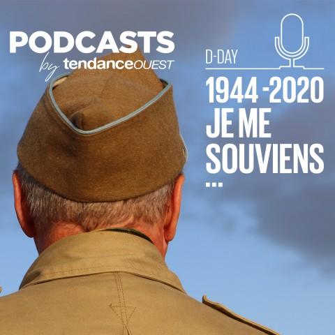 Je me souviens Podcast Tendance Ouest